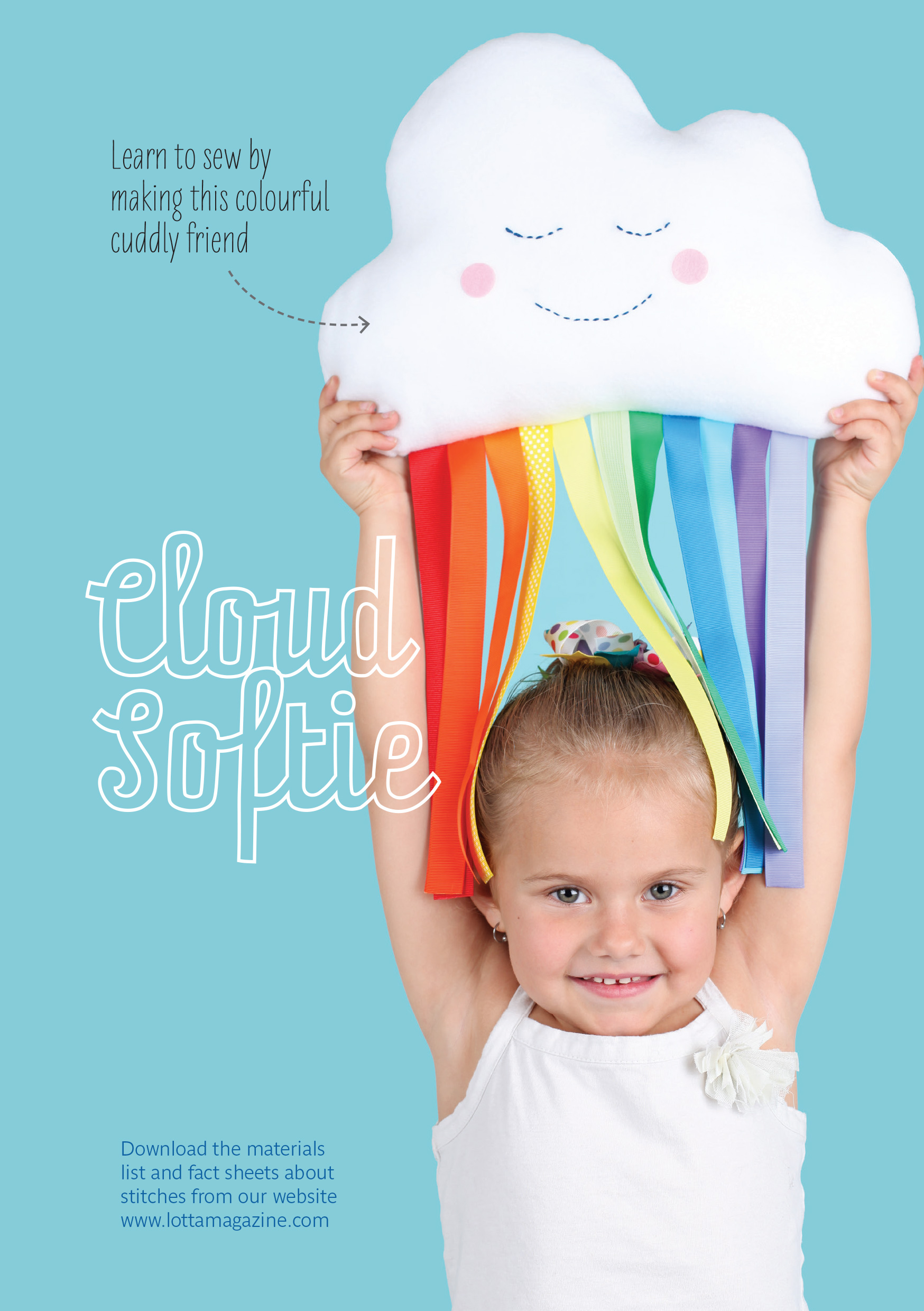 Lotta-cloud-softie