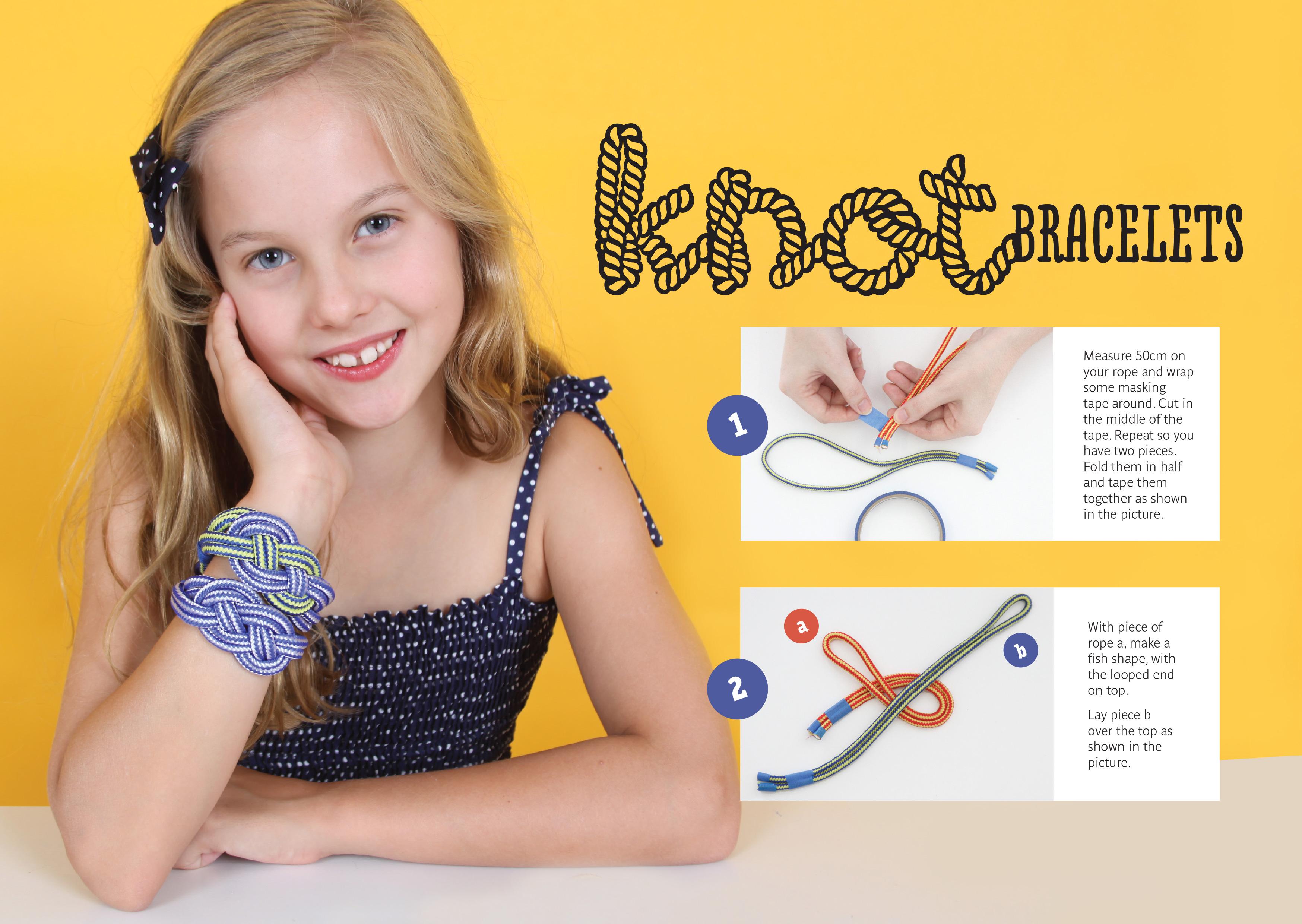 Lotta-knot-bracelet