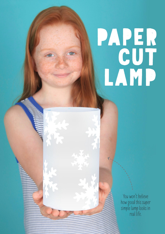 Lotta-paper-cut-lamp-single