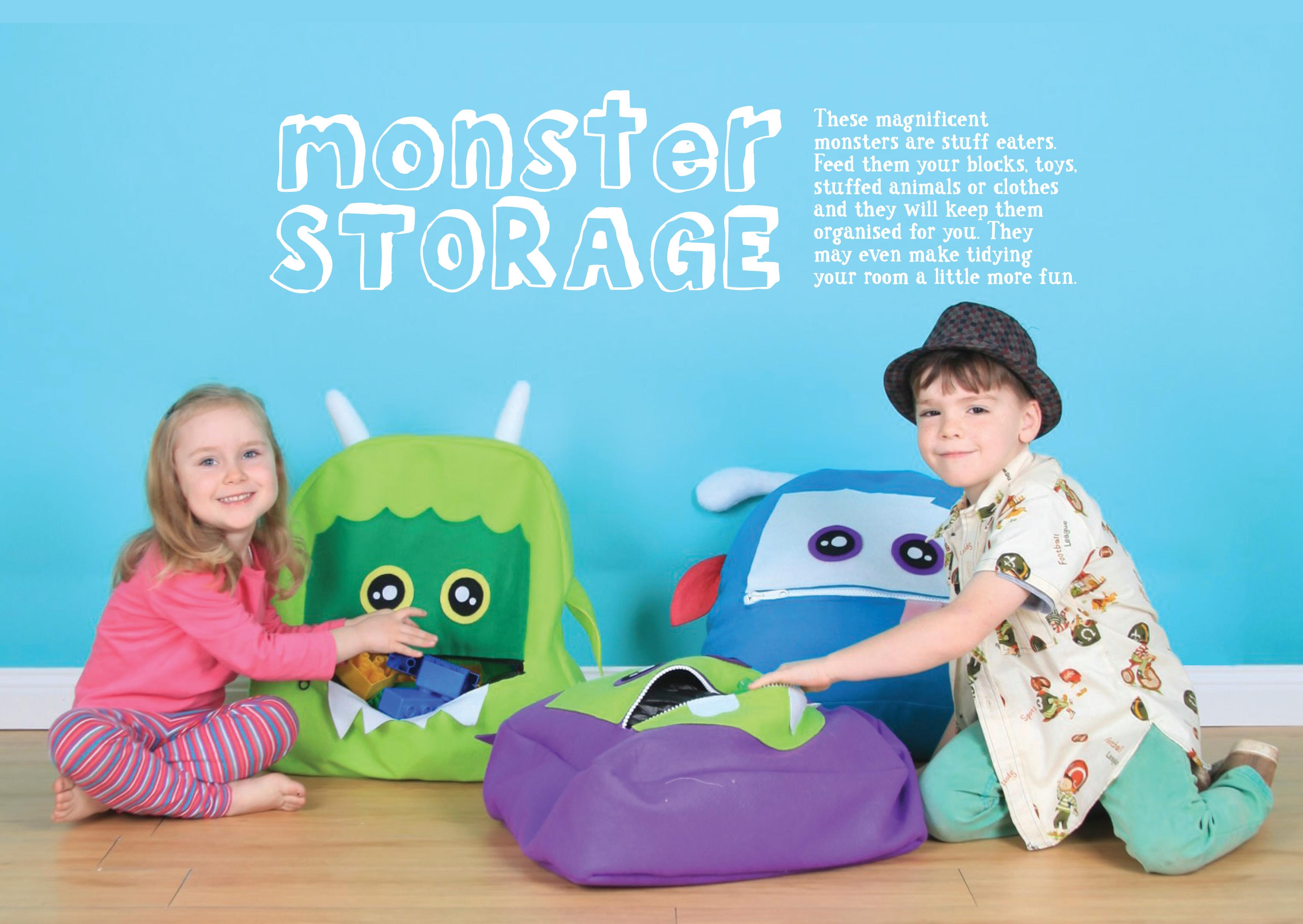 Lotta-monster-storage