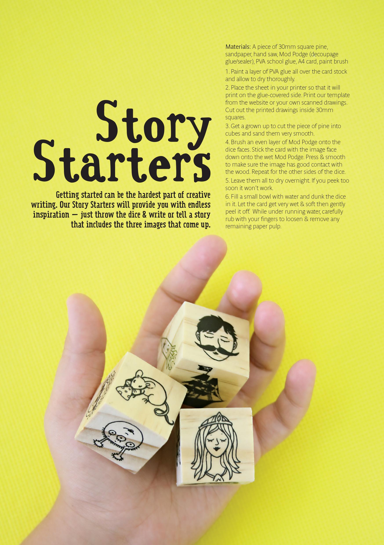 Lotta-story-starters